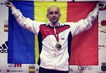 Spania: Claudiu Mihăilă, sportivul român în arte marțiale a cucerit de trei ori Aurul și o dată Argintul