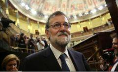 Spania: Guvernul conservatorului Mariano Rajoy supraviețuiește moțiunii de cenzură depuse în contextul scandalurilor de corupție