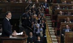 Spania: Mariano Rajoy a primit votul de încredere al Parlamentului