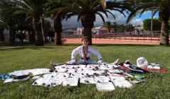 Spania: O fetiță româncă din Gran Canaria obține trofee și medalii numeroase la taekwondo (arte marțiale)