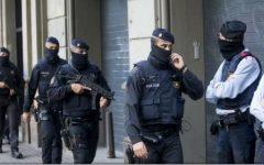Spania: Operațiunea antijihadistă de amploare din Barcelona are legătură cu atentatele de anul trecut din Bruxelles