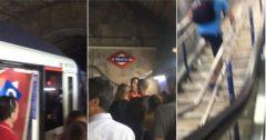 Spania: Panică la metroul din Madrid, în apropierea staţiei Principe de Vergara