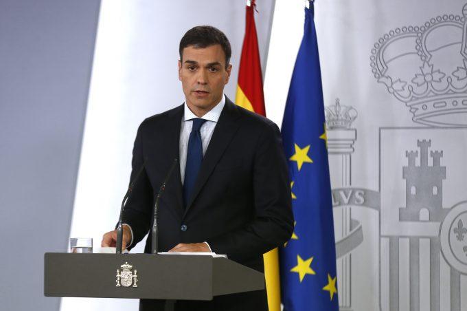 Spania: Pedro Sanchez va întreprinde un turneu european, care va începe sâmbătă la Paris