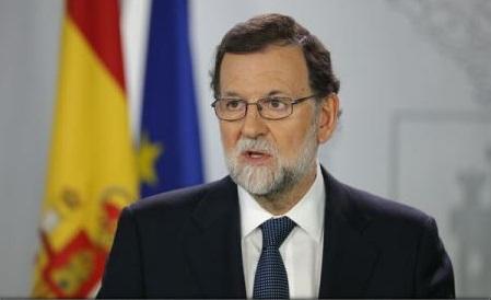 Spania: Premierul Mariano Rajoy îi cere lui Carles Puigdemont să clarifice dacă a declarat sau nu independența Cataloniei