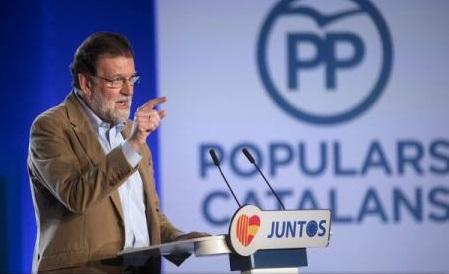 Spania: Premierul Rajoy afirmă că a pus Catalonia sub tutelă pentru a pune capăt 'delirului' separatiștilor