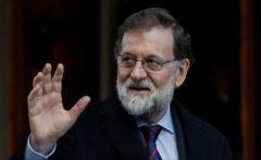 Spania: Rajoy afirmă că iese definitiv din politică