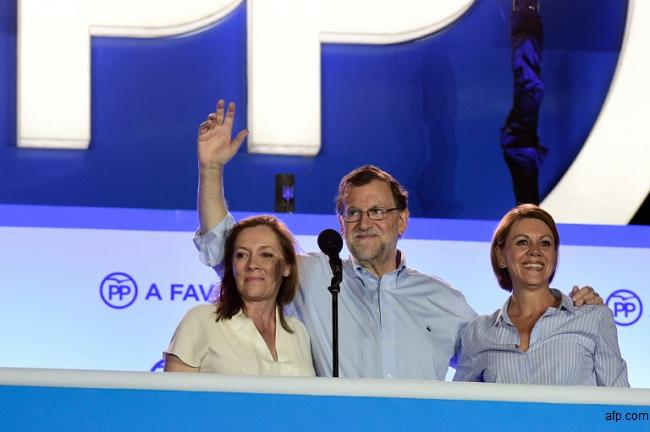Spania: Rajoy declară că partidul său a câștigat alegerile și reclamă dreptul de a guverna