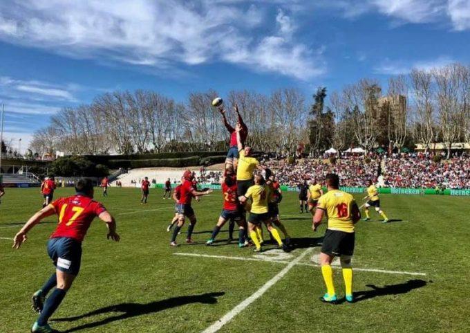 Spania - România 21-18, în Rugby Europe International Championship 2019