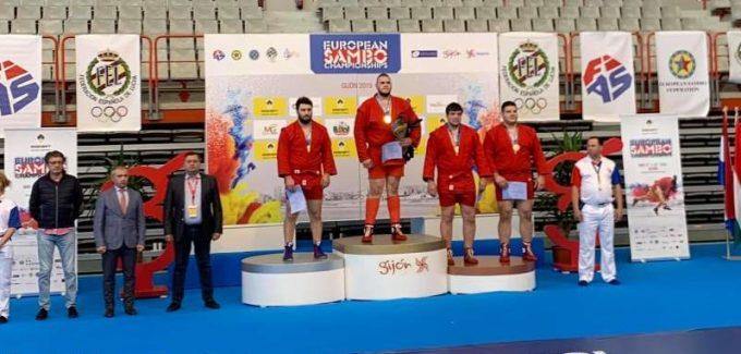 Spania: România a cucerit o medalie de aur și una de argint la Europenele de sambo