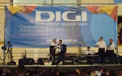Spania: Românii au participat în număr foarte mare la un festival dedicat Zilei Femeii în Torrejón de Ardoz, Madrid
