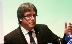 Spania retrage mandatul de arestare european împotriva lui Carles Puigdemont