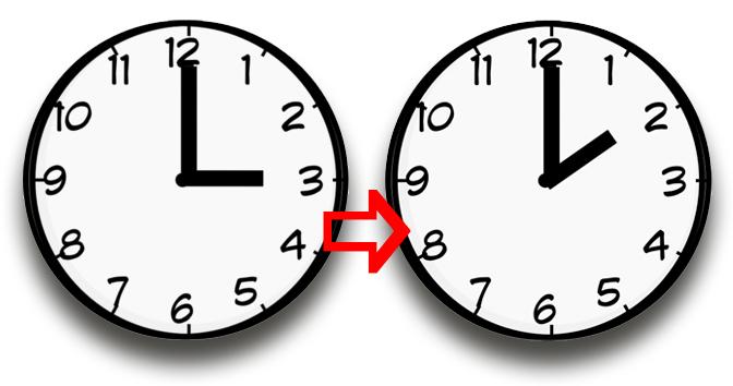 Spania trece la ora de iarnă pe 29 octombrie. Ora 3 devine ora 2.00
