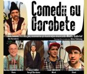 Spectacole de teatru în jurisdicția consulară a oficiului consular de la Bilbao (30 martie-1 aprilie 2018)