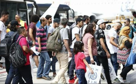 Statele UE au primit mai puțin de o treime din cota de refugiați, Ungaria și Polonia nu au preluat niciunul