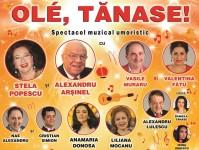 Stela, Arșinel și alți artiști români invită românii din Spania la un spectacol umoristic muzical