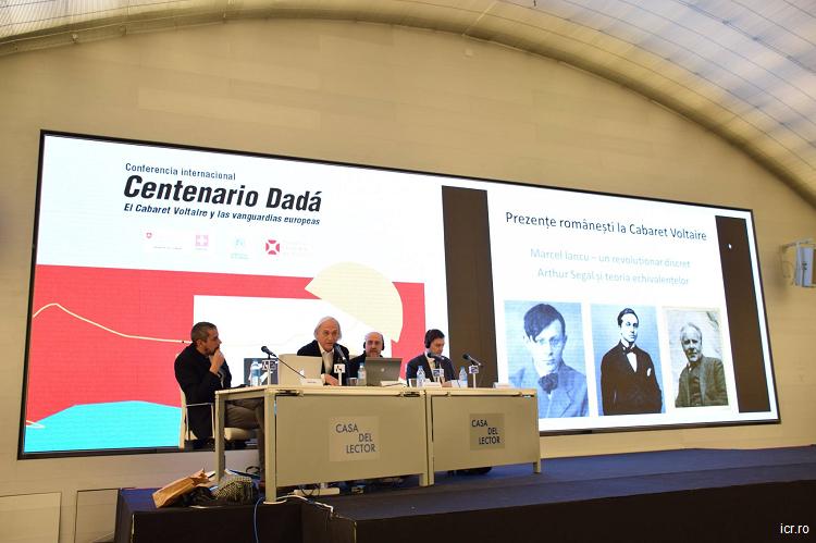 Succesul centenarului dadaismului în mass-media spaniolă