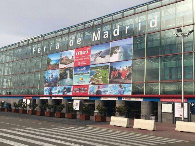 Târgul internaţional de turism FITUR 2019, Madrid - 23-27 ianuarie