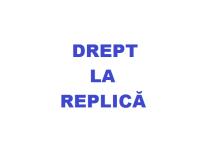 Tabita Tour – DREPT LA REPLICĂ