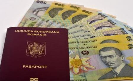 Tarifele pentru eliberarea pașapoartelor scad de la 1 ianuarie