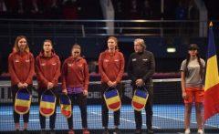 Tenis: România, cap de serie la tragerea la sorți a barajelor pentru Grupa Mondială II a Fed Cup