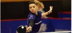 Tenis de masă: Bernadette Szocs a câştigat turneul ITTF Europe Top 16 Cup