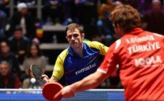 Tenis de masă: România a încheiat neînvinsă grupa preliminară pentru Campionatul European 2017
