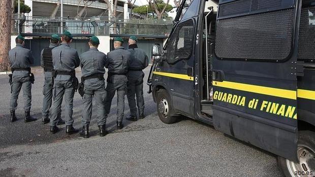 Terremoto en el fútbol italiano