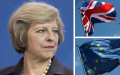 Theresa May se așteaptă ca drepturile cetățenilor UE aflați în Marea Britanie să fie garantate după Brexit
