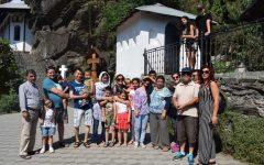 Timiş: Frumuseţile Banatului, descoperite de refugiaţi stabiliţi în Timişoara