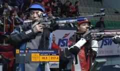 Tir sportiv: România, medalie de argint la Cupa Mondială de la New Delhi