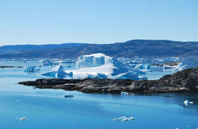 Topirea gheţarilor din Groenlanda: Ritmul este ''înspăimântător''