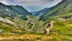 Transfagarasan (Rumanía) en las 10 carreteras más impactantes del mundo