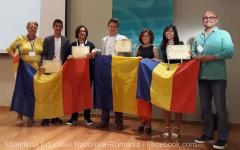 Trei medalii de aur şi o medalie de argint obţinute de lotul României la prima ediţie a Olimpiadei Balcanice de Fizică