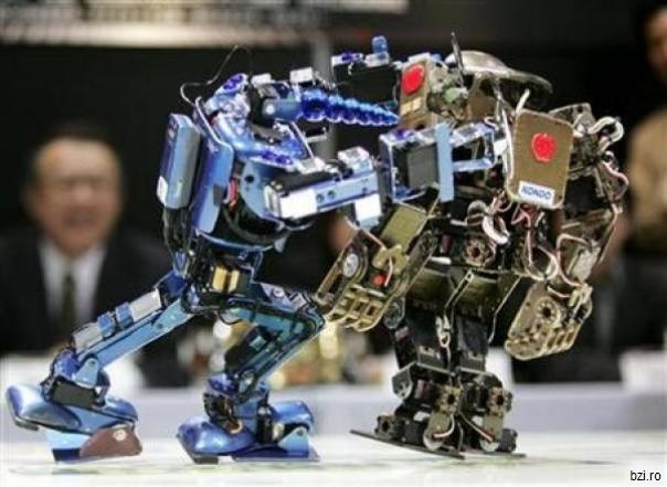 Trei studenți români, premiați în străinătate la un concurs de robotică