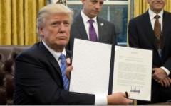 Trump îi cere președintelui mexican să anuleze vizita în SUA dacă Mexicul nu va plăti construcția zidului de la graniță