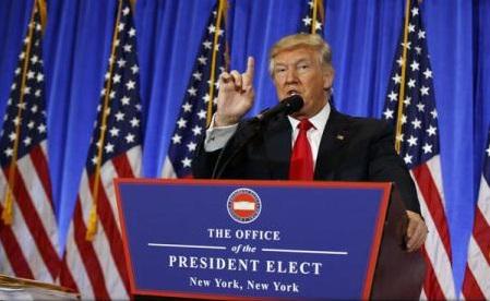 Trump: 'Voi fi cel mai mare creator de locuri de muncă pe care Dumnezeu l-a creat vreodată'