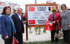 Turcia: Parcul Sinaia a fost inaugurat la Kuşadasi