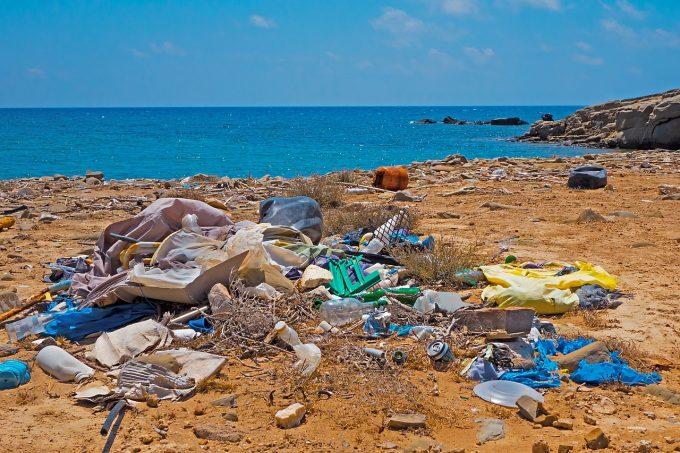 UE interzice anumite articole de unică folosinţă din plastic