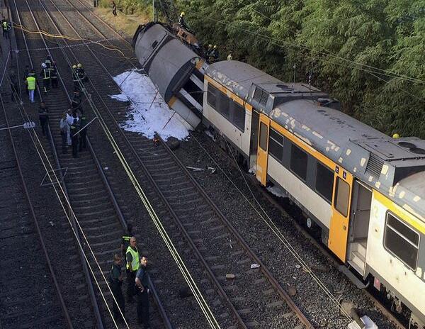 update-un-tren-a-deraiat-in-nordul-spaniei-cel-putin-doi-morti