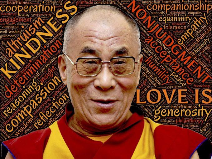 Un 'curs de fericire' creat de Dalai Lama va fi predat în şcolile publice din New Delhi