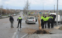 Un joven de nacionalidad rumana ha fallecido en un accidente en Mérida (Extremadura)