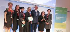Un liceu din România a fost premiat de Comisia Europeană pentru excelenţă în domeniul educaţiei şi formării profesionale