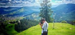 Un român a renunțat la Spania și promovează România prin fotografie. Vezi detalii