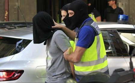 Un sirian cu cetățenie daneză, care ar fi luptat în rândurile grupării Stat Islamic, a fost arestat în sudul Spaniei