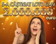 Unde a fost câștigat marele premiu la Loto 6/49, de circa 2 milioane de euro