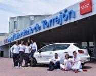 Unitatea de Spitalizare la Domiciliu (UHD) a Spitalului din Torrejón administrează chimioterapie la domiciliu