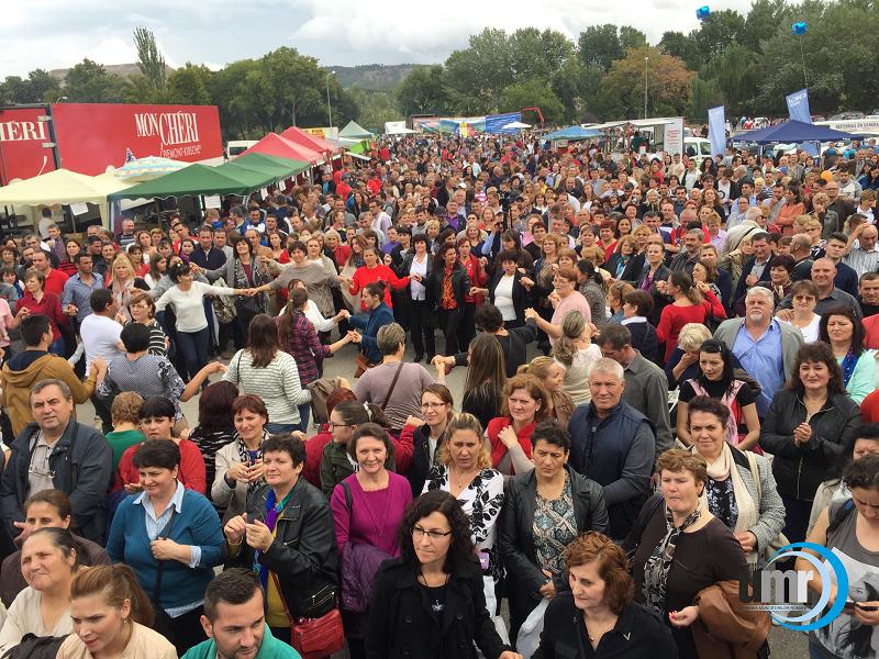 Uniunea Muncitorilor Români a desfășurat Festivalul Tezaur Românesc, aflat la a 2-a ediție