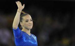 Universiada de la Taipei: Medalie de aur la sol pentru gimnasta Larisa Iordache