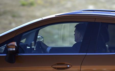 VIDEO: Ce a declarat Președintele Iohannis după ce a testat noul model Ford EcoSport?
