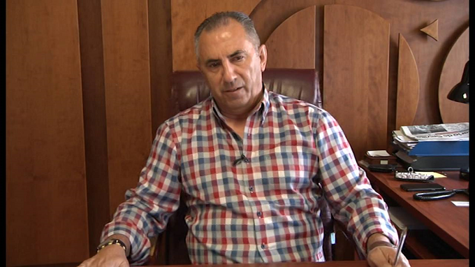 """VIDEO: El alcalde de Pedrera - """"A mi me gustaría ver a gente fusilada"""""""